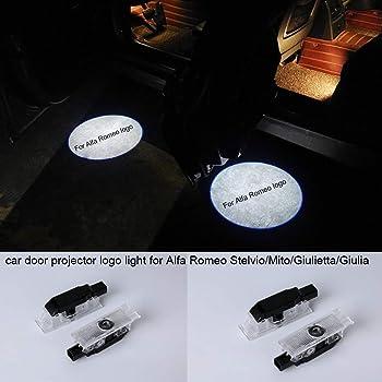 Mopar/® Authentic Accessories 50549330 Luci di cortesia per portiera Anteriore luci pozzanghera