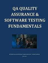 QA Quality Assurance & Software Testing Fundamentals