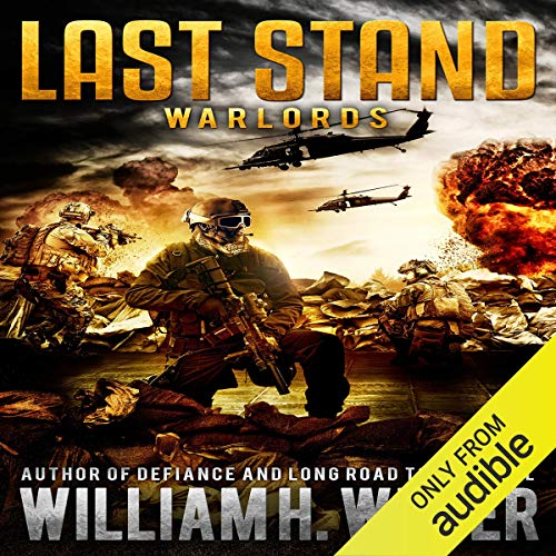 Last Stand: Warlords  audiobook cover art