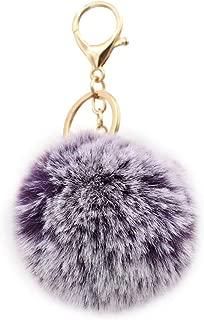 Best faux fur purse charm Reviews