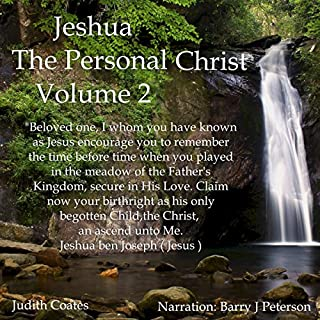 Jeshua, the Personal Christ: Vol. 2 audiobook cover art