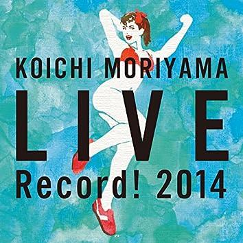 LIVE Record! 2014
