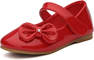 696b87f6af8 DREAM PAIRS Toddler Girls Dress Ballerina Mary Jane Flats Shoes