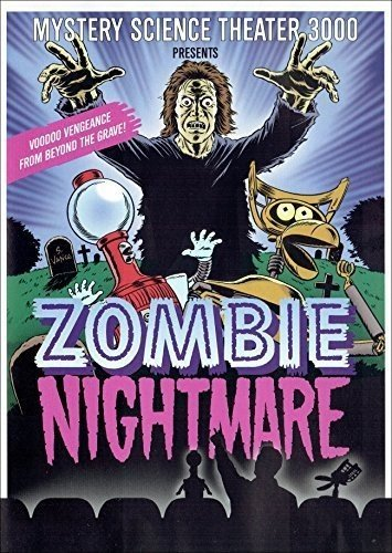 Mystery Science Theater 3000: Zombie Nightmare [Edizione: Stati Uniti] [Italia] [DVD]