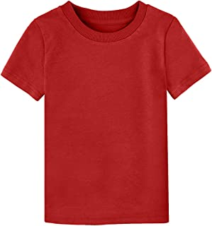 COSLAND Heavyweight Short Sleeves T-Shirt