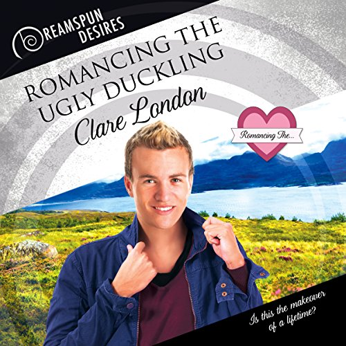 Romancing the Ugly Duckling audiobook cover art