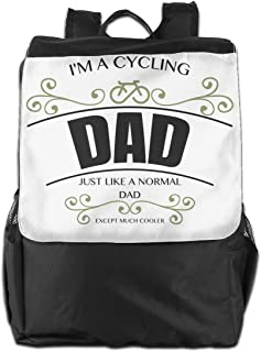 Design Cycling Dad, Like Normal Dad New Travel Backpack For Men