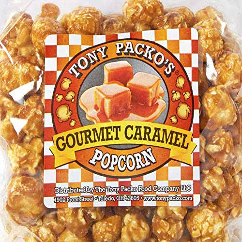 Check Out This Tony Packo's Popcorn Pack (Gourmet Caramel, 18)