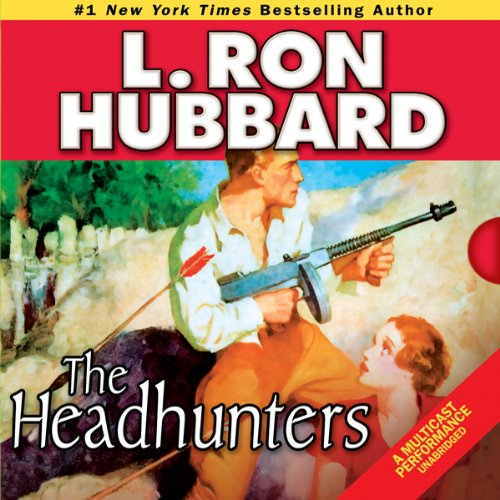 The Headhunters audiobook cover art