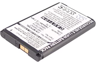VINTRONS Replacement Battery for SAGEM My-X6, SG341i (750mAh/2.78Wh),