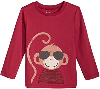 First Impressions Baby Boys Monkey Graphic T-Shirt