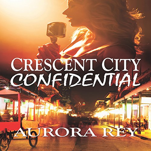 Crescent City Confidential audiobook cover art