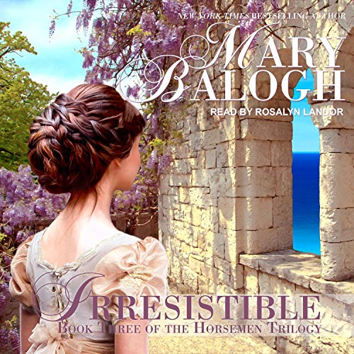 Irresistible audiobook cover art