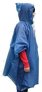 10pcs desechable con capucha poncho impermeable emergencia camping adultos monta/ñismo viajes SuntekStore Online