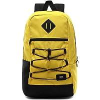 Vans Yellow & Black Snag Backpack (Sulphur)