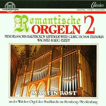 Romantische Orgeln Vol. 2