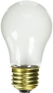Halco BC1061 Incandescent Medium Base A15 15W Frost Bulb