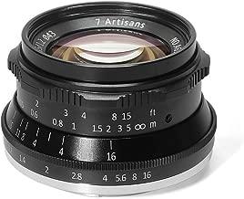 7artisans Photoelectric 35mm f/1.2 Lens for Sony E Mount - Black