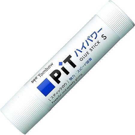 トンボ鉛筆 スティックのり 消えいろピット T PT-TP