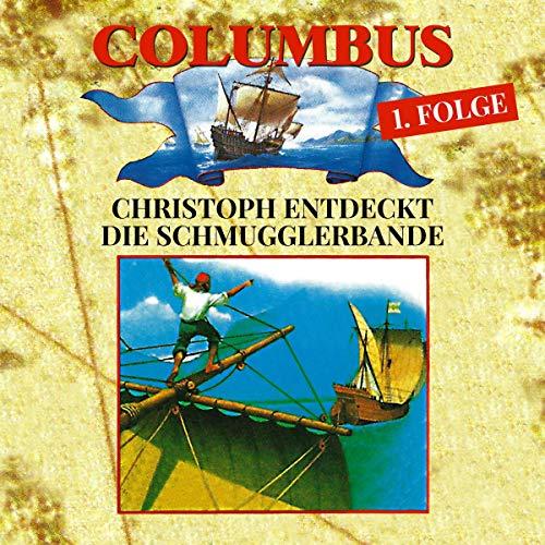 Christoph entdeckt die Schmugglerbande cover art