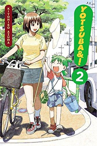 Yotsuba&!, Vol. 2の詳細を見る
