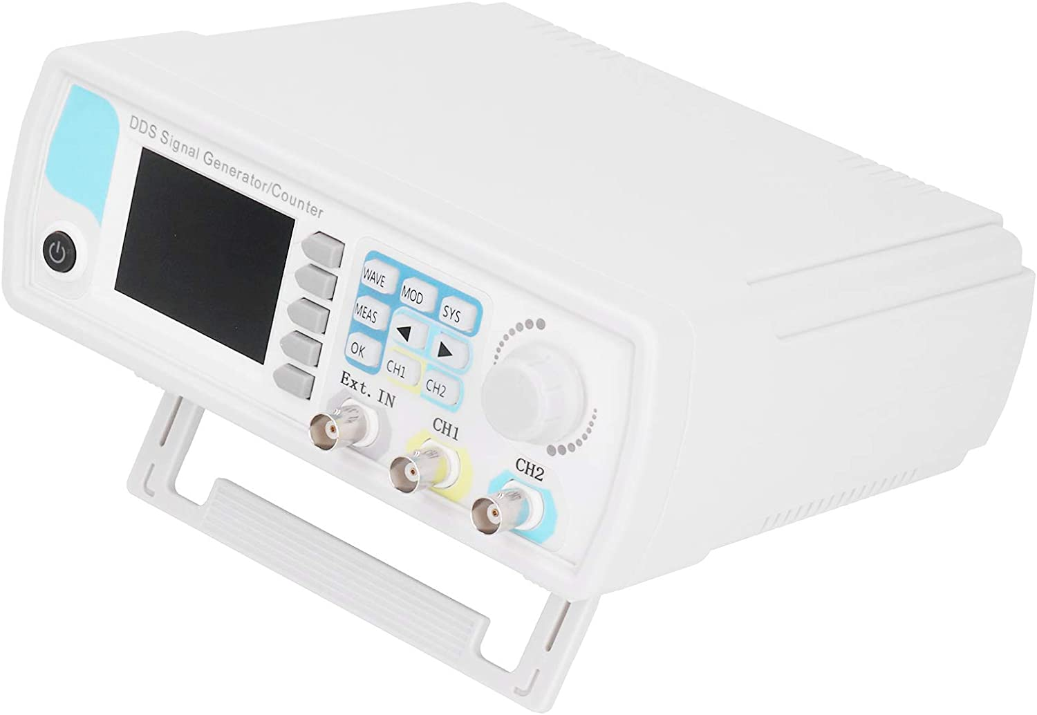 Dual Channel For Engineers For Line Test U.S. regulations Adjustable Counts Auto-range DDS Function Generator Signal Generator