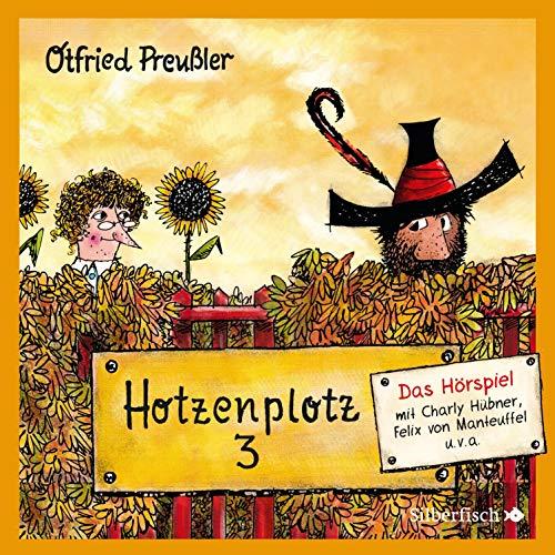 Hotzenplotz 3 audiobook cover art