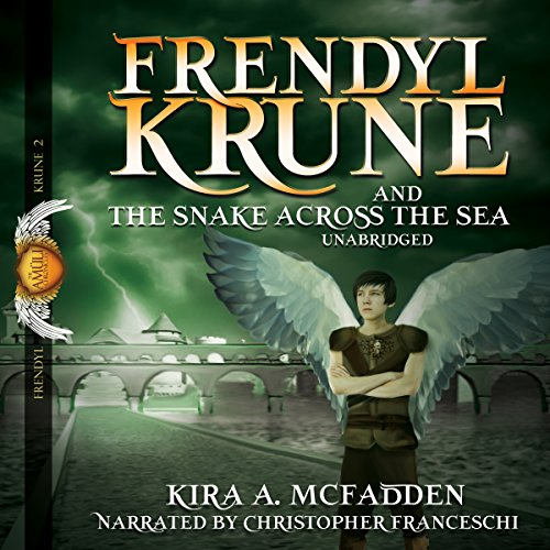 Frendyl Krune and the Snake Across the Sea                   By:                                                                                                                                 Kira A. McFadden                               Narrated by:                                                                                                                                 Christopher Franceschi                      Length: 9 hrs and 33 mins     Not rated yet     Overall 0.0