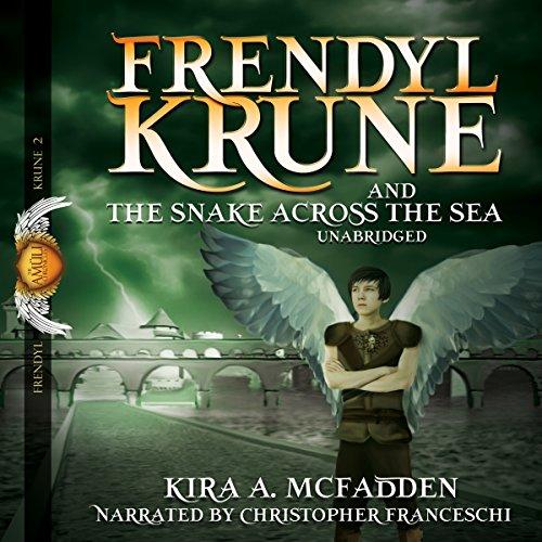 Frendyl Krune and the Snake Across the Sea Titelbild