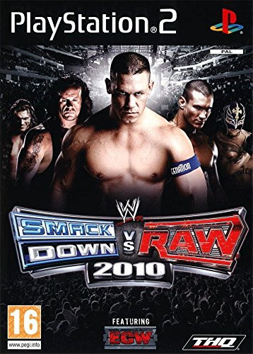 WWE Smackdown vs Raw 2010 [Import: Francia]