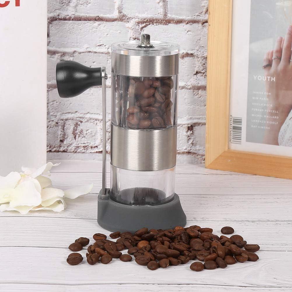 2021 model Manual Coffee Grinder Hand Adj Washable Cranking Super-cheap