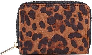 Tanpie Women's Wallet Zip Around Coin Purse