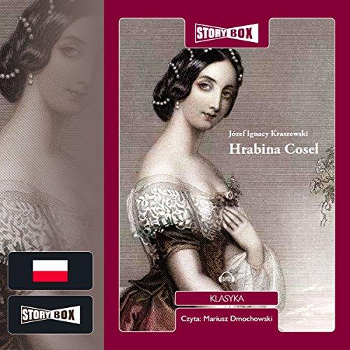 Hrabina Cosel audiobook cover art