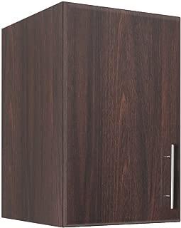 RESSORTIR RES-25CKC2004 Elite Wood Laminate Stackable Wall Storage Cabinet, 16