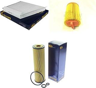 SCT Inspektions Set Inspektionspaket Innenraumfilter Luftfilter Ölfilter