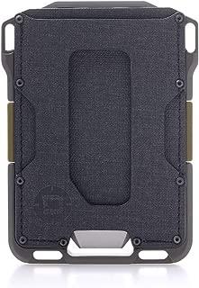 Dango M1 Maverick Wallet - CNC-Machined Aluminum, RFID Blocking, Made in USA