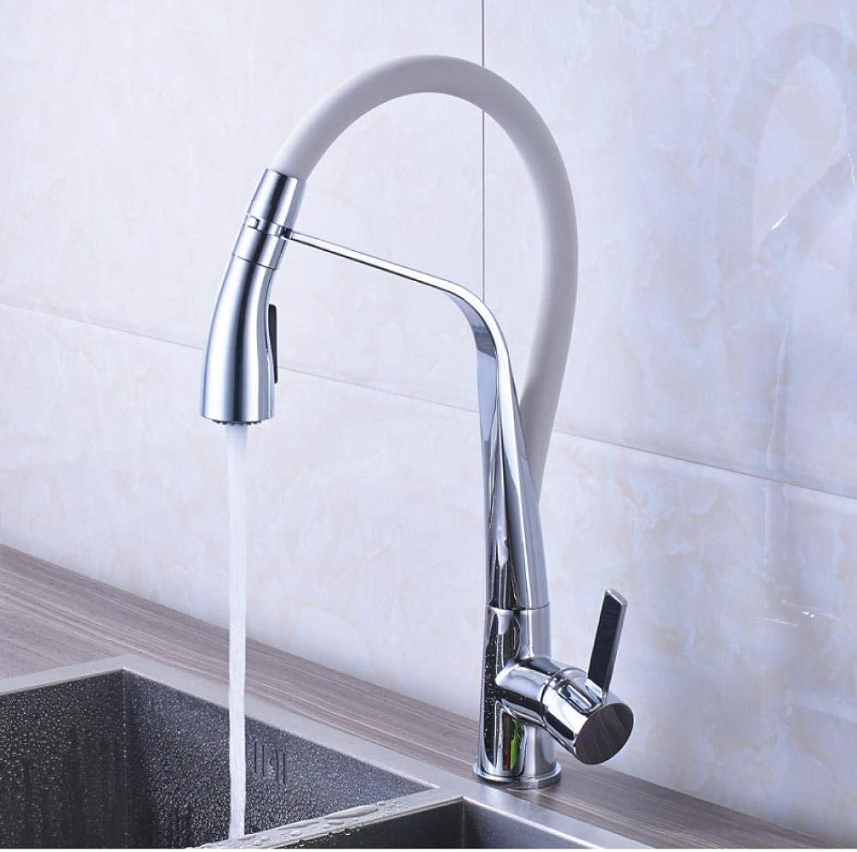 Lddpl Wasserhahn Promotion Spüle Wasserhahn Chrom-Finish mit heiem und kaltem Wasser Einhand-Einlochmontage