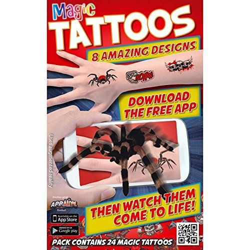 BOYS MAGIC TATTOOS