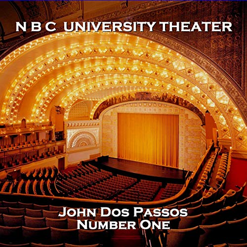 NBC University Theater: Number One cover art