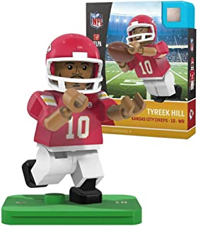 Oyo Sportstoys NFL Kansas City Chiefs Sports Fan Bobble Head Toy Figures, Red/White, One Size