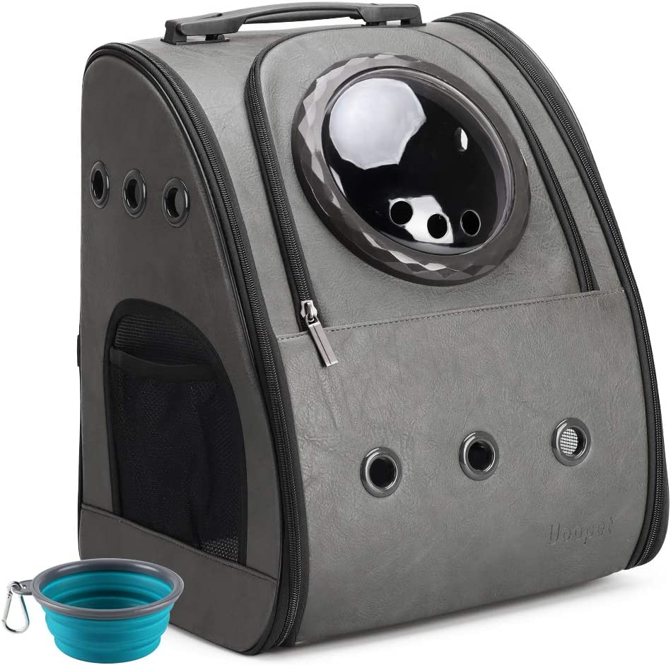 Our shop New product! New type OFFers the best service UOOPET Cat Carrier Backpack Bubble Backpa Large Pet