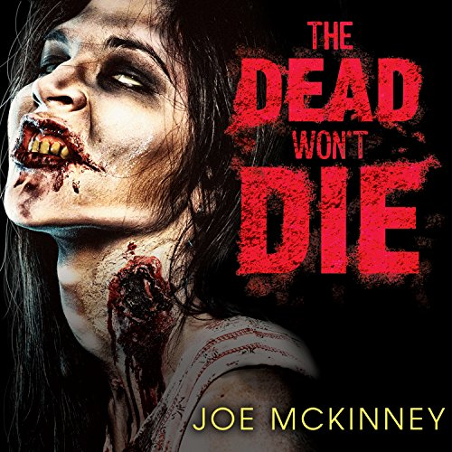 The Dead Won't Die cover art