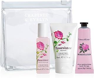 Crabtree & Evelyn Rosewater, Mini Traveler, 125 gr