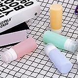 Zoom IMG-1 set di bottiglie da viaggio
