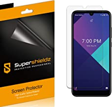 (6 Pack) Supershieldz Designed for Wiko Ride 3 Screen Protector, High Definition Clear Shield (PET)