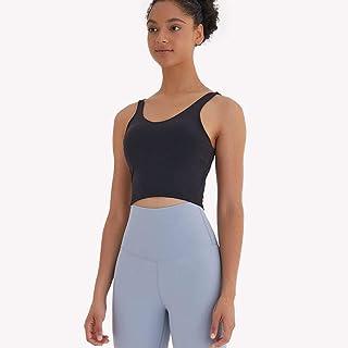 Women Yoga Workout Bra Crop Tops Women Anti-Sweat Gym Fitness Sport Brassiere Nylon Active Wear Gym Sexy Girl