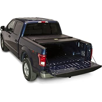 Bak Industries 162309 BAKFlip VP Vinyl Series Hard Folding Truck Bed Cover Without Cargo Channel System [Available While Supplies Last] Superseded By PN[1162309] BAKFlip VP Vinyl Series Hard Folding Truck Bed Cover