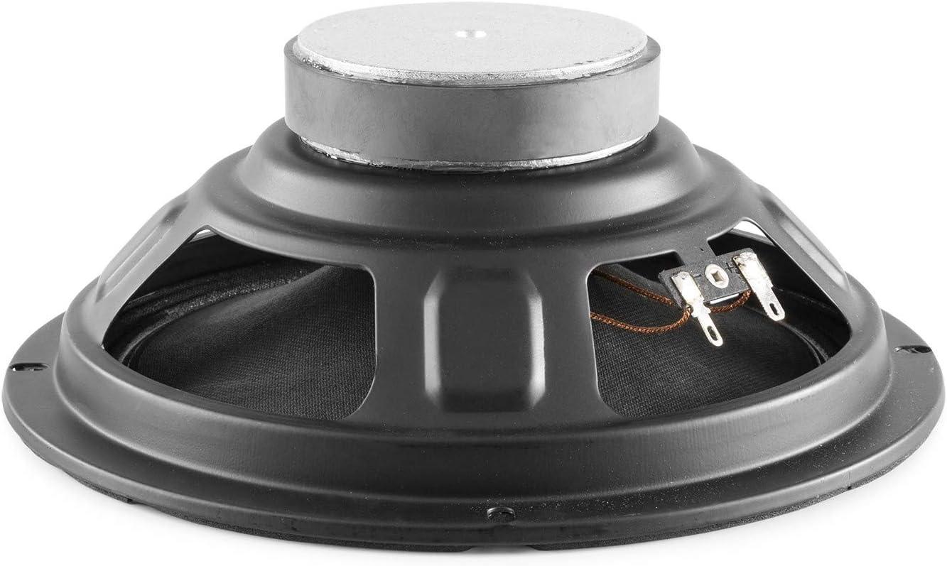 Id/éal pour Enceinte HiFi ou HP de Remplacement Skytec SPSL8 Haut-Parleur 8 Pouces Bobine r/ésistante /à la Chaleur - 400 Watts Max Suspension Dure 20 cm