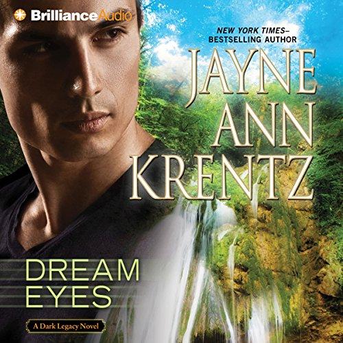 Dream Eyes audiobook cover art