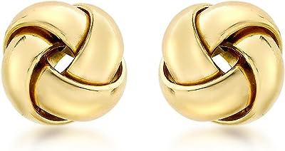 Carissima Gold Orecchini a Lobo da Donna in Oro